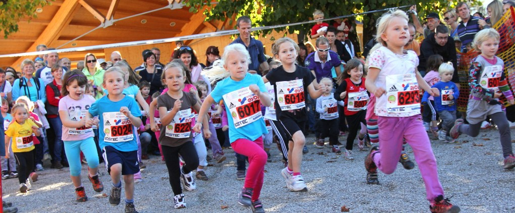 Der heurige Kidslauf