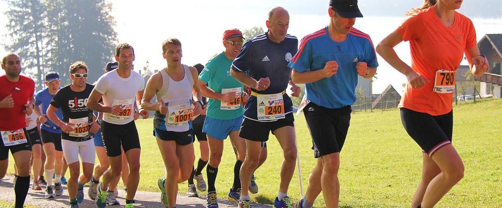 Laufen, Laufen, Laufen...zahlreiche Teilnehmer freuen sich auf tolle Preise und ein spannendes Event