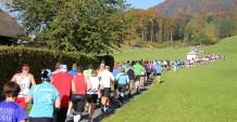 Die 10 Kilometer-Distanz erfreut sich großer Beliebtheit